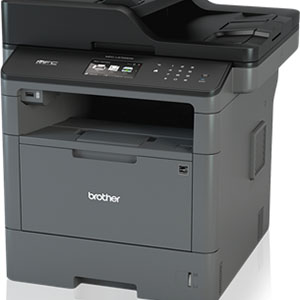 Brother MFC-L5700DW Laser All-in-One Printer Quick Setup